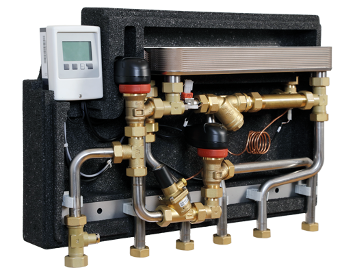 Custom hydronic solutions